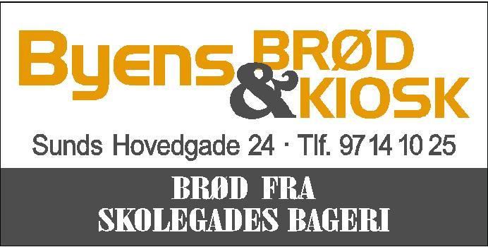 Byens brød & kiosk